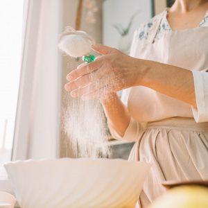 Como fazer farinha de maracuja