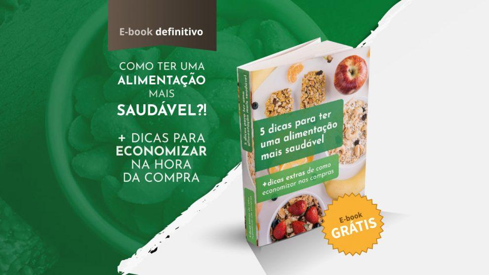 E book como ter uma alimentação mais saudável