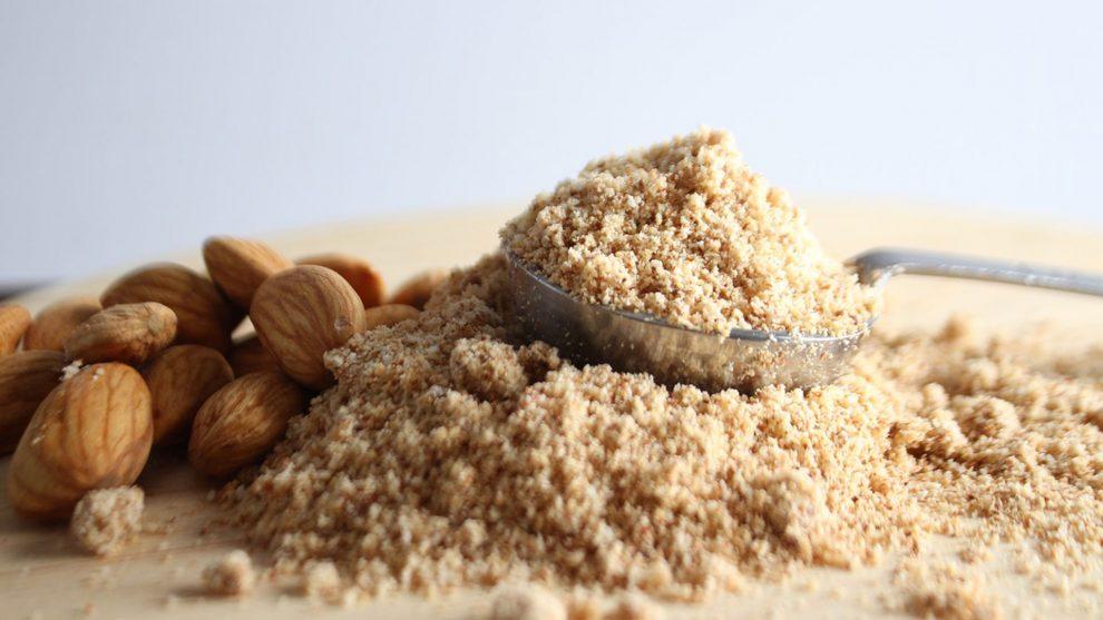 opções de farinha sem glúten